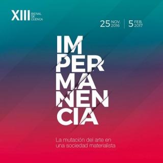 XIII BIENAL DE CUENCA