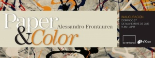 Alessandro Frontaurea, Paper & Color