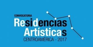 Residencias Artísticas Centroamérica 2017