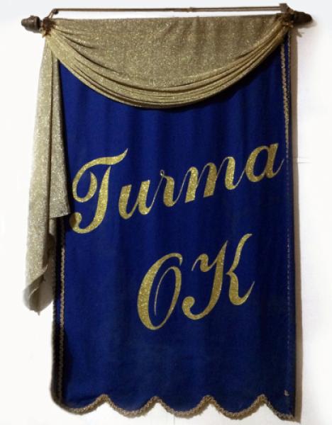 "Flâmula do Clube Social ""Turma OK"" (Foto: Guilherme Altmayer)"