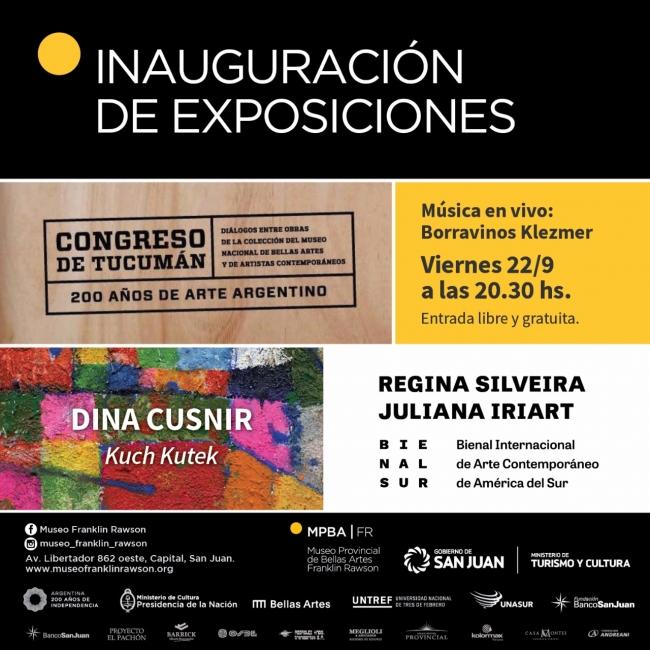BIENAL INTERNACIONAL DE ARTE CONTEMPORÁNEO DE AMÉRICA DEL SUR