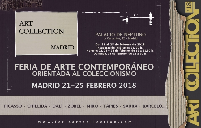 ART COLLECTION - MADRID´18