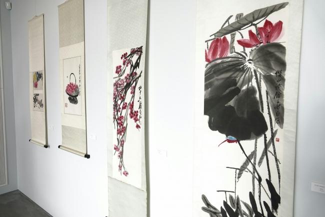 Vista de la exposición – Cortesía del Ayuntamiento de Mälaga
