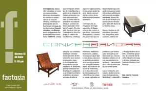 Convergencias. Imagen cortesía FACTORIA HABANA