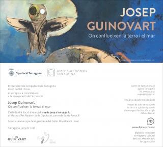 Josep Guinovart. On conflueixen la terra i el mar