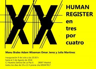Human register