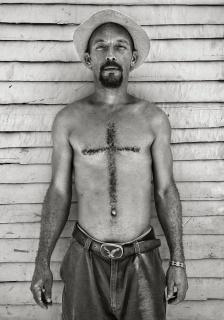 Juan Manuel Díaz Burgos. Dios Iberoamericano — Cortesía de AFOGRA (Asociación Fotográfica Granadina)