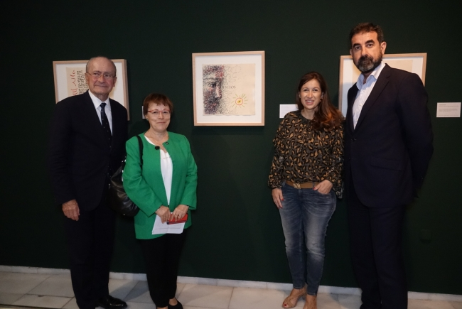 Picasso: la huella sobre el papel — Cortesía del Ayuntamiento de Málaga
