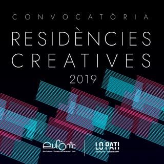 Convocatoria Residencia Artística Eufònic / Lo Pati 2019