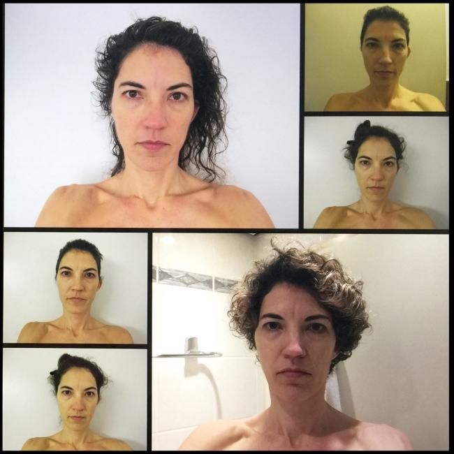 Alicia Velázquez — Cortesía de _2B space to be