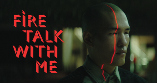 Xander Zhou. Imagen del fashion film Emotion Inn — Cortesía del CentroCentro