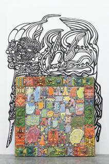 Marlov Barrios. Arquitectura de Voces: La Fuerza de lo Sepultado — Cortesía de La Galería Rebelde