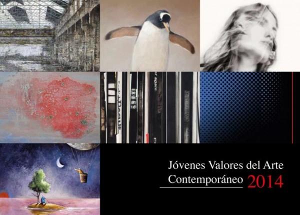 Jóvenes Valores del Arte Contemporáneo 2014