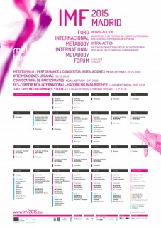Foro Internacional Metabody 2015