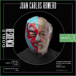 Juan Carlos Romero, Doble Residencia