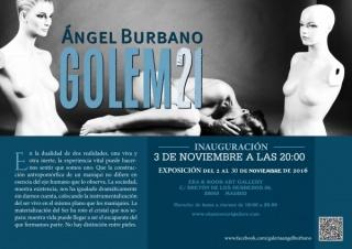 Ángel Burbano, Golem 21