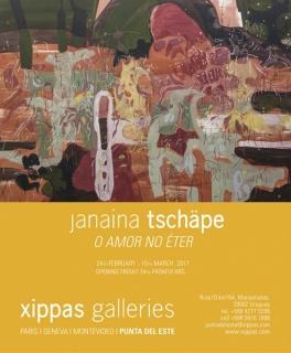 Janaina Tschäpe. O amor no éter