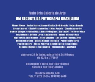 UM RECORTE DA FOTOGRAFIA BRASILEIRA