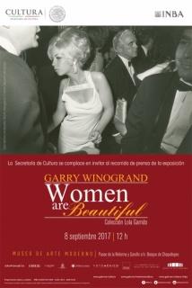GARRY WINOGRAND. WOMEN ARE BEAUTIFUL. COLECCIÓN LOLA GARRIDO