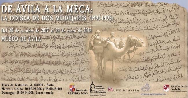 De Ávila a la Meca: la odisea de dos mudéjares (1491-1495)