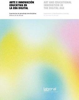 """Portada del libro """"Arte e innovación educativa en la era digital"""""""
