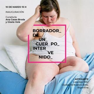 BORRADOR DE UN CUERPO INTERVENIDO