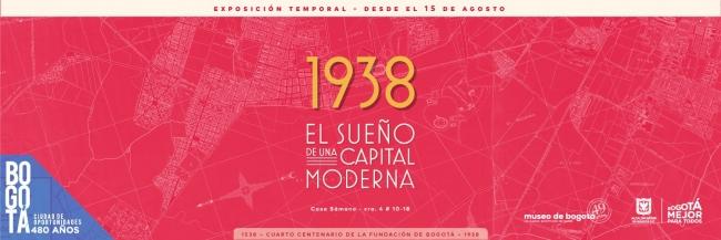 Bogotá 1938