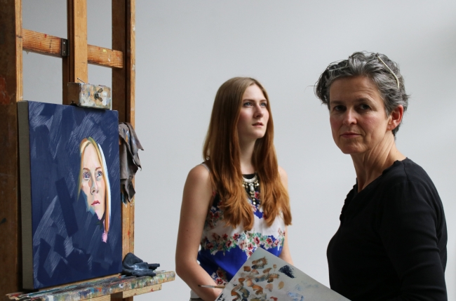 Caroline von Grone — Cortesía de Guillermina Caicoya art projects