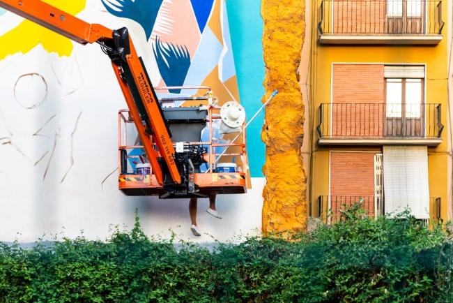 Urban Skills 2018. Imagen cortesía Fasim. Autor Jordi Arques