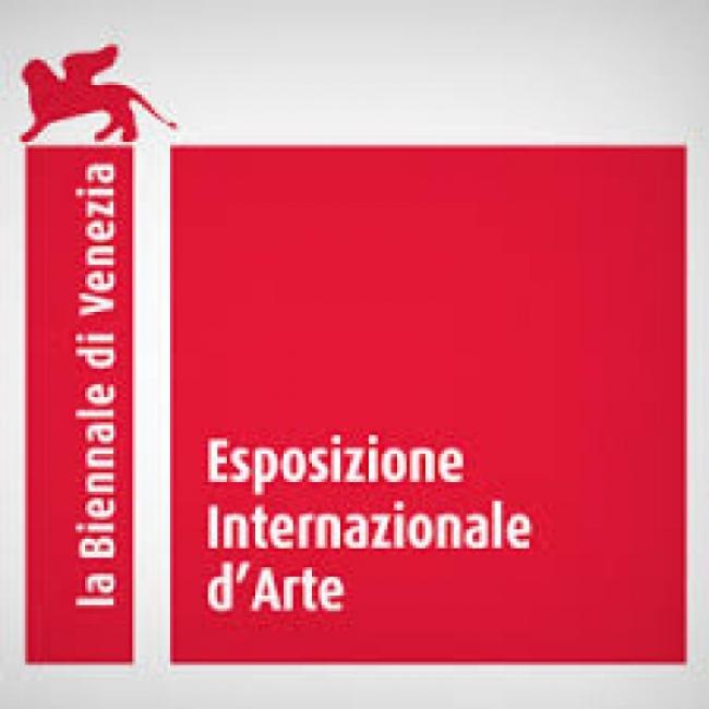 Logotipo. Cortesía de la Bienal de Venecia