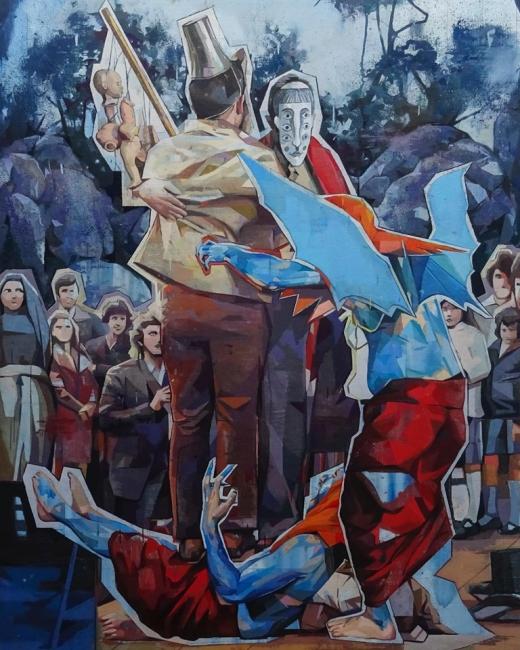 Víctor Solana — Cortesía de Swinton Gallery