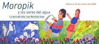 Moropik y los seres del agua. La obra del taita Juan Bautista Ussa