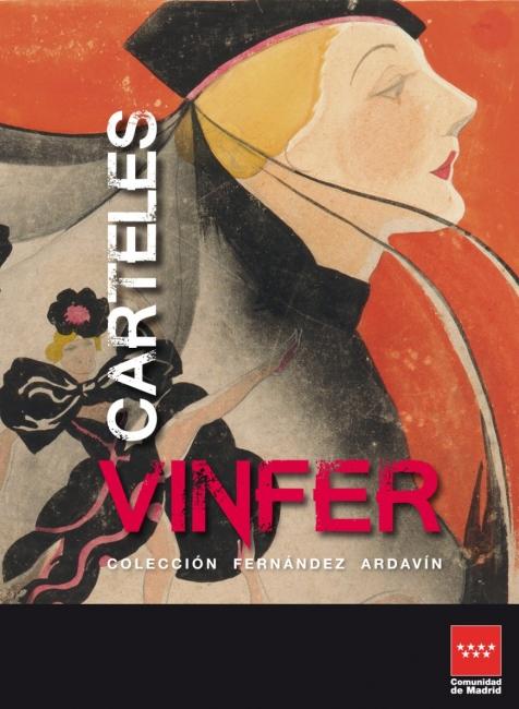 Carteles Vinfer — Cortesía de la Comunidad de Madrid