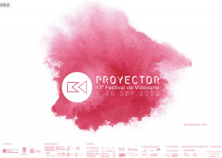 Proyector 2020 - 13º Festival de Videoarte