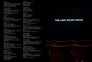 Susan Hiller, The Last Silent Movie, 2007, 20 minutos, 41 segundos (British Council) — Cortesía de CentroCentro
