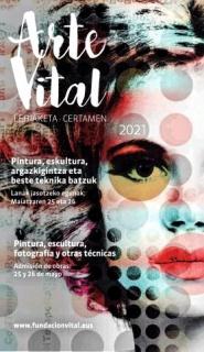 Certamen Arte Vital 2021