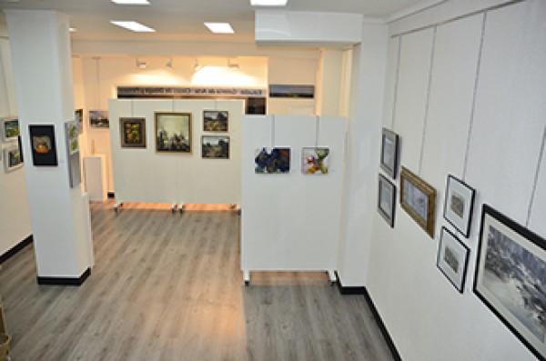 SINERGIA, EXPOSICIÓN COLECTIVA EN espacio ARDEARTe