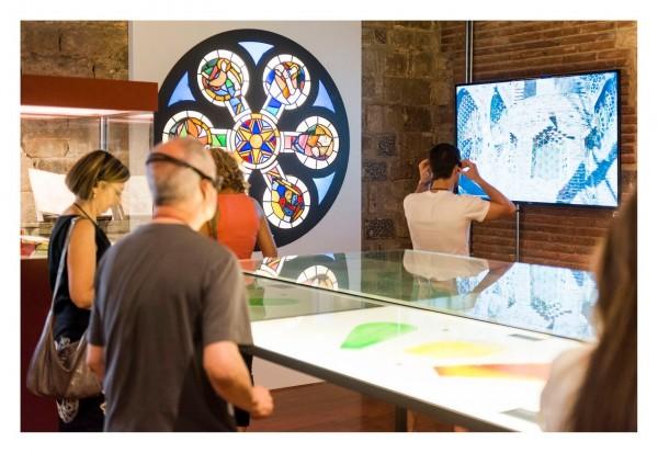 Paseando con Gaudí