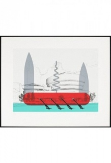 Claes Oldenburg, La poesia del todo