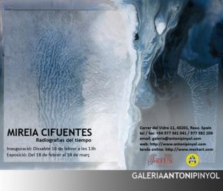 Mireia Cifuentes: Radiografías del Tiempo