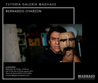 Tutoría Bernardo Oyarzún