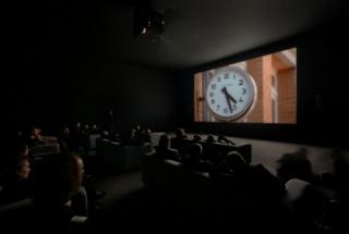 Exibição de The Clock, de Christian Marclay