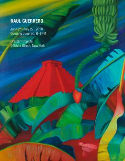 Raul Guerrero. Imagen cortesía Ortuzar Projects