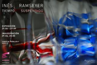Nagare art projects - Tiempo Suspendido   Inés Ramseyer
