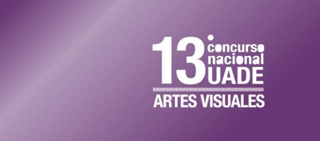13º Concurso Nacional UADE de Artes Visuales. Imagen cortesía Fundación UADE