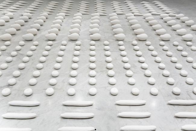 Luna Bengoechea, Instalación —  Cortesía Galería Lucía Mendoza