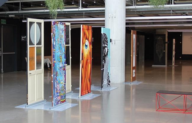 Vista de la exposición en el Centro de Cultura Contemporánea Tabakalera — Cortesía del Centro de Cultura Contemporánea Tabakalera