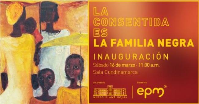 La consentida: Familia Negra