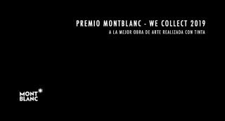Premio Montblanc - We Collect 2019