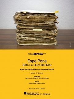 Espe Pons. Sota La Llum Del Mar